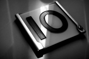 Number 10 by woolfier