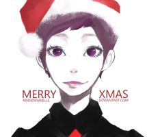 Merry Christmas!!! by rinnemarielle