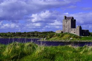 Dunguaire Castle by mjconns