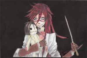 Grell Sutcliff by MAD-project