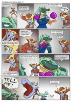 LOL: The Masculine Sona - Part 11 by phsueh