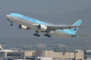 LAX 10 Korean 777 by Atmosphotography
