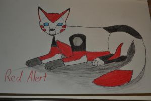 TFW: Red Alert by TFP-Ratchet123