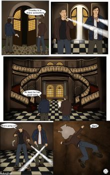 Page 22: SPN Twisted Games by MellodyDoll