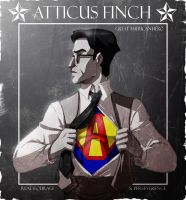 Atticus Finch by Crispy-Gypsy