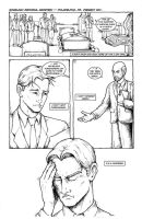 FDTS, Issue 1, Pg. 1 by WriterOfStuff