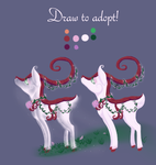 River Pony Subspecies Valentines DTA by Trilled-Llama