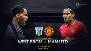 West Brom v Man Utd by Jesuchat