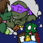 Raph's Nightmare XD by wretchedmeat