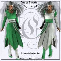 Emerald For Lirio V4 by Childe-Of-Fyre