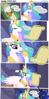 MLP: FiM - Without Magic Page 122 by PerfectBlue97