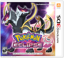 Pokemon Eclipse Boxart