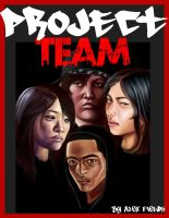 Project Team Book Cover by EclecticNinja