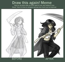 before and after meme by digital-marginalia