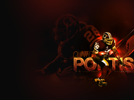 Clinton Portis by RG04