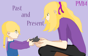 FMA OC - Alena: Past and Present by peppermix14