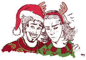 Xmas Frostiron by Baals-Baby