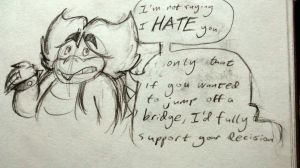 It's not that I hate you by Ipoxitye