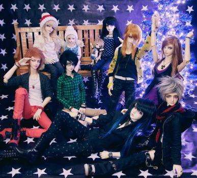 Merry Christmas 2014 by dollstars