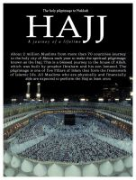 Hajj - The journey to mecca... by mismail