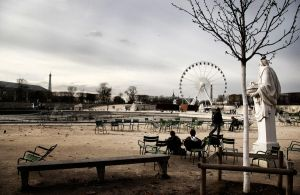 Bordel aux tuileries by Jbuth