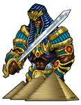 Commish: PHARAOH by VAXION
