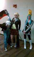 Ohayocon 2011 Soul Eater by Jpeterp