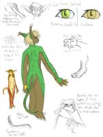 Taithal Ref Sheet by armaina