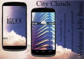 City Clouds by pbrewer81