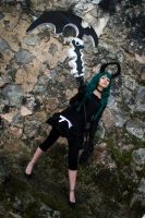 Dead Master by Black Rock Shooter by kimyCosplay