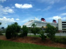 Disney Dream 13 CXXIV by LDFranklin
