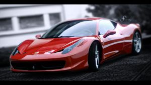 Photo F918i - Gran Turismo 5 by Ferino-Design