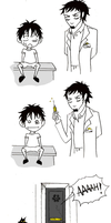 The vaccination by artJou