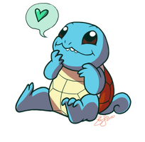 squirtlesquirt by shelzie