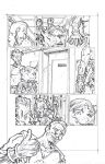 Stars 4 Page 1 Pencils by KurtBelcher1