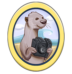 Photographotter (Commission) by kuabci