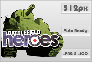 Battlefield Heroes by WulF-DeSigN