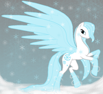Princess of the Snow by Spartkle