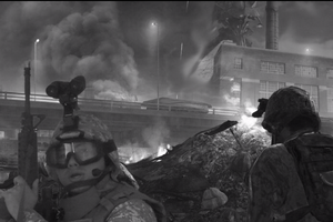Battle Los Angeles Joint Counter Offensive by Ghost141