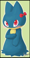 Munchlax being cute by Airenu-ish