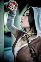 DmC: Devil May Cry cosplay - Kat by CosplayInABox