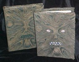 Necronomicon Books by Pirkleations
