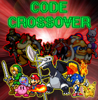 Code Crossover Poster by KingAsylus91