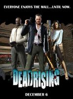 Dead Rising PROMO Movie Poster by rsholtis