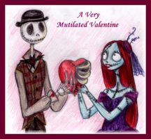 A Very Mutilated Valentine by Lily-pily