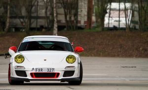 GT3RS on life-support by C0LL1