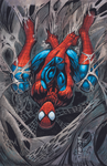 SpiderMan Sonntag Colwell colors by Joe-Sonntag