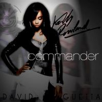 Commander-Kelly Rowland by YukiSphynx