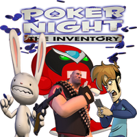 Poker Night at the Inventory Dock Icon by Rich246
