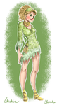 Tinker Bell by HalChroma